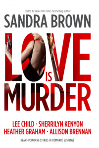 Love is Murder (ITW anthology) cover