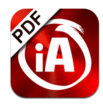 iAnnotate PDF Logo