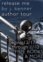 J. Kenner Release Me Blog Tour