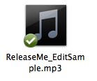 Release Me audio Image