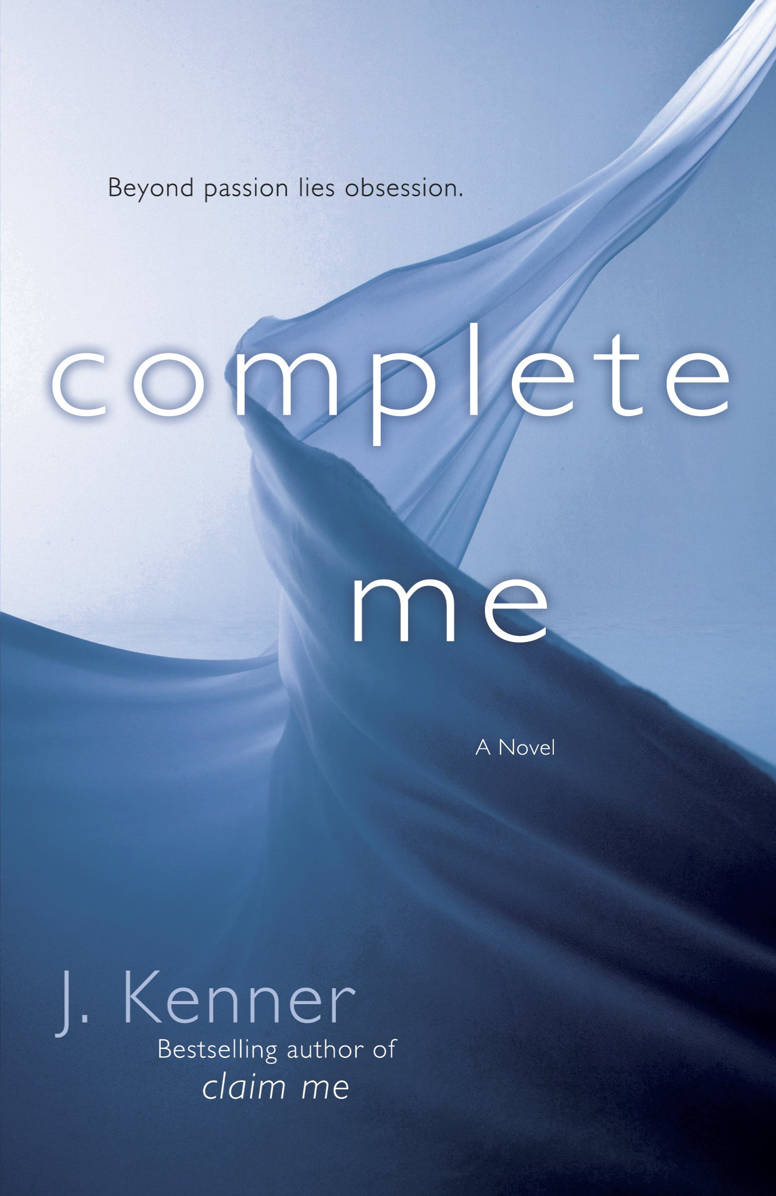 Complete Me by J. Kenner erotic romance