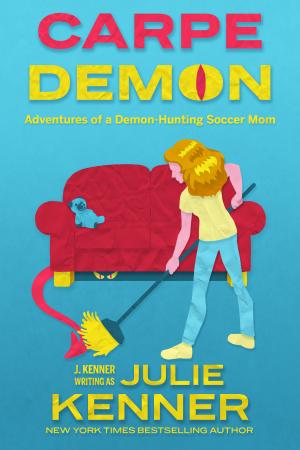 Carpe Demon - Print Cover