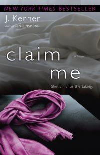 Claim Me - Print Cover