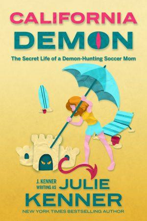 California Demon - Print Cover