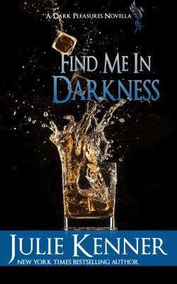 Find Me In Darkness - Print Cover
