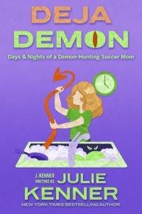 Deja Demon - Print Cover