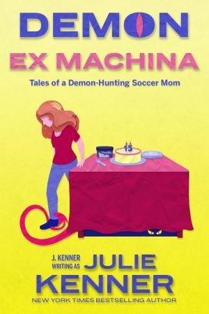 Demon Ex Machina - Print Cover