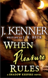 When Pleasure Rules - Print Cover