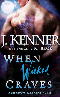 When Wicked Craves - Print Cover