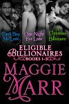 Eligible Billionaires Books 1-3