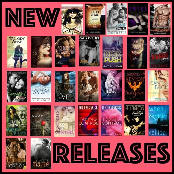 New Releases 8-4