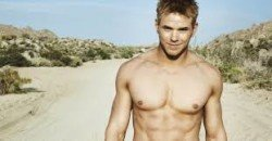 Julie Kenner's Hump Day eye candy, Kellan Lutz