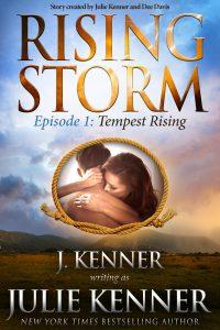 Tempest Rising - Print Cover
