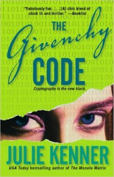 The Givenchy Code - Digital Cover