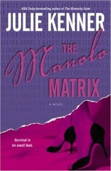 The Manolo Matrix - Print Cover