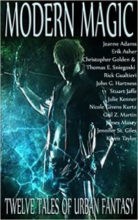 Modern Magic - Digital Cover