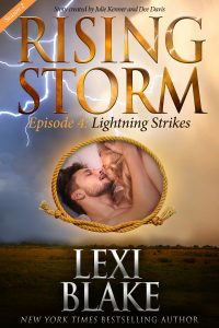 Lightning Strikes - Print Cover