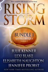 Rising Storm: Bundle 1 - Print Cover