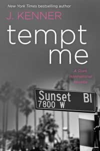 Tempt Me - Print Cover