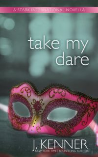 Take My Dare - Print Cover