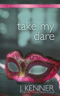 Take My Dare - Print Cover