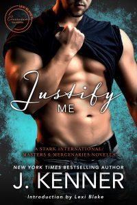 Justify Me - Print Cover