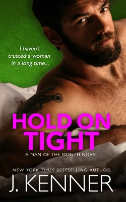 Hold On Tight - Print Cover