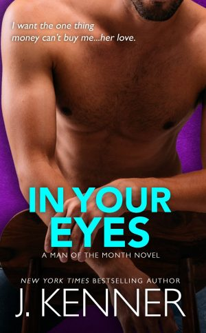 In Your Eyes - Print Cover