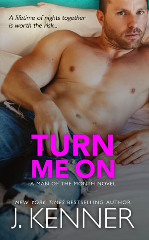 Turn Me On - Digital Cover