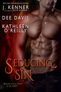 Seducing Sin - Digital Cover