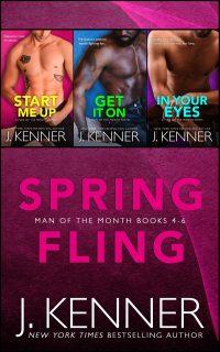 Spring Fling - Digital Cover