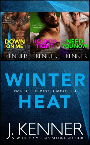 Winter Heat - Digital Cover