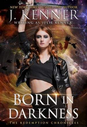 Born In Darkness - Print Cover