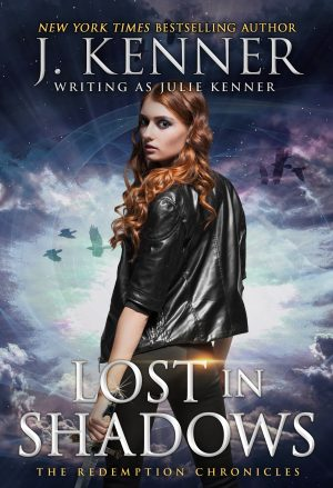 Lost In Shadows - Digital Cover