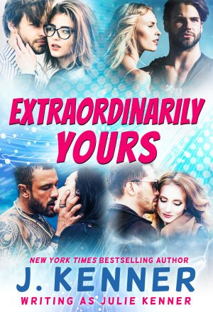 Extraordinarily Yours Boxed Set - Digital Cover