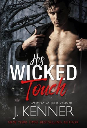 His Wicked Touch - Digital Cover