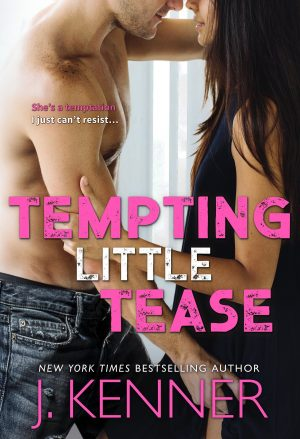 Tempting Little Tease - Digital Cover