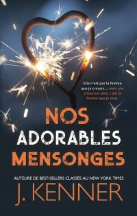 Nos Adorables Mensonges - Print Cover