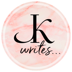 "Graphic that reads ""JK Writes..."""