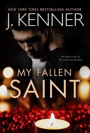 My Fallen Saint - Print Cover