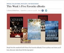 Barnes & Noble favorites of the week