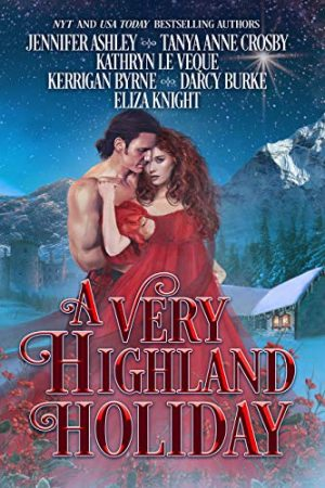 A Very Highland Holiday Cover