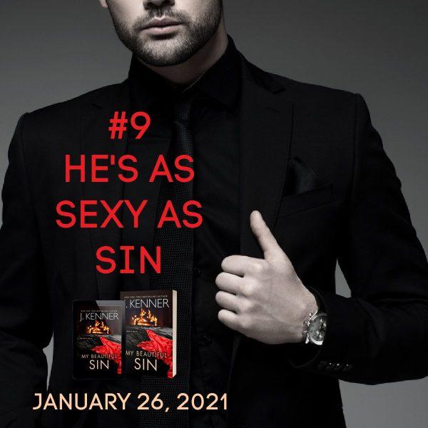 Devlin Saint is Sexy as Sin