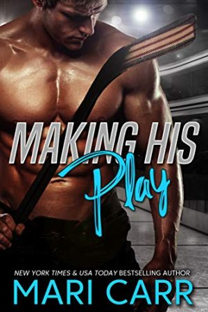 Making His Play